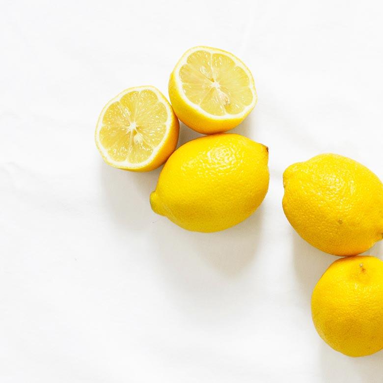 Cytryny dobre w treningach personalnych